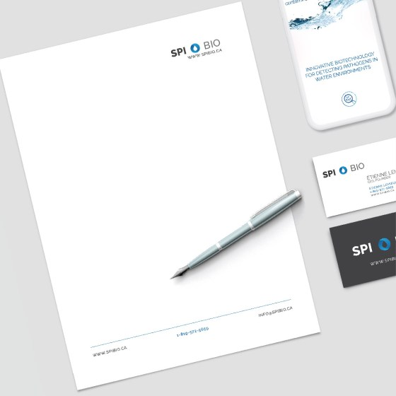 2015 SPI BIO - Branding and Identity - Collateral Detail