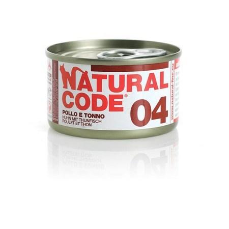 Natural Code 04 Pollo e Tonno • 0,85g