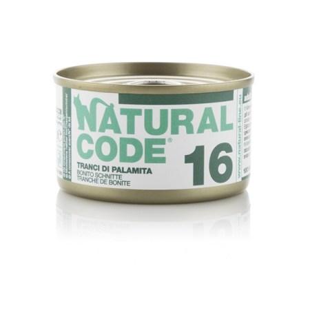 Natural Code 16 Tranci di Palamita• 0,85g