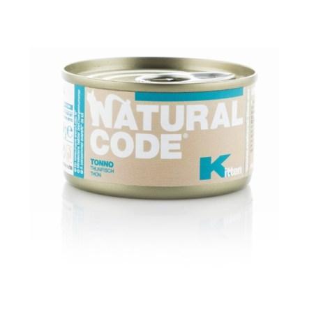 Natural Code Kitten Tonno• 0,85g