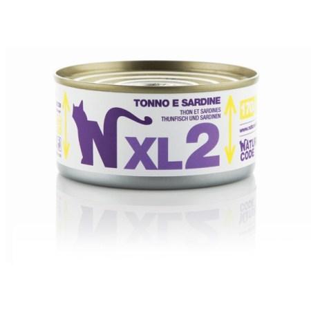 Natural Code XL2 Tonno e Sardine• 170g