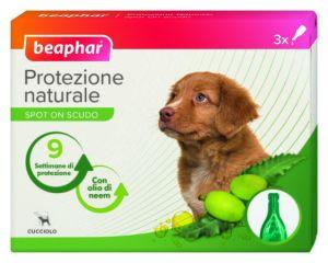beaphar • Protezione Naturale Spot On Scudo • Cucciolo
