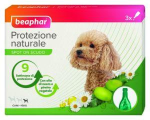 beaphar • Protezione Naturale Spot On Scudo • Small mollistar.it