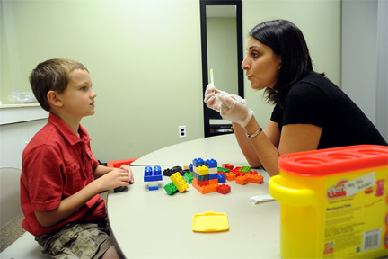 Autism therapy study seeks participants