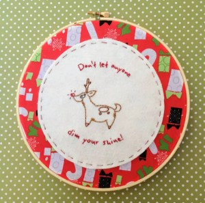 The 2014 Crafty Christmas Tutorial Link-Up by Bugs and Fishes