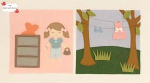'My Little Felt Busy Book' Pattern Review