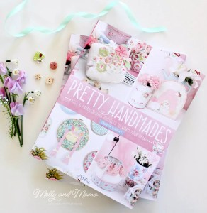 Week 1 Round Up of the Pretty Handmades Book Showcase