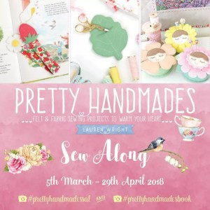 The Pretty Handmades Sew Along