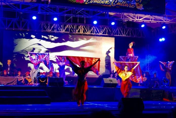 Bau Nyale Mandalika Performance