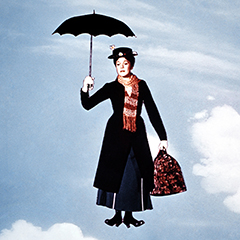 "MARY POPPINS altro che ""Brown Sugar""…"