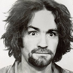 CHARLES MANSON il diavolo vestito da hippie