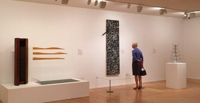 """Duchamp to Pop"" installation view at the Norton Simon Museum, Pasadena."