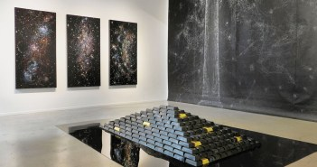 Installation view at Von Lintel Gallery