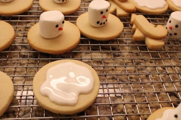 Snowmen Puddles