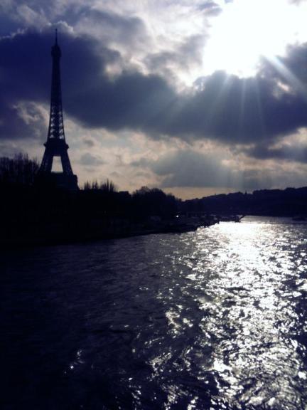 Eiffel Tower 3-20-13