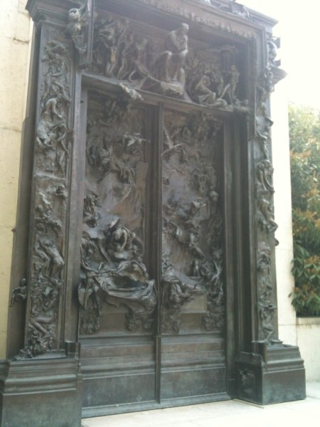 Gates of Hell Rodin Museum