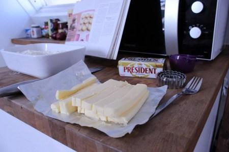 Dulce de Leche Cookies-Butter