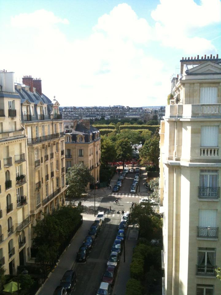 Champ de Mars View