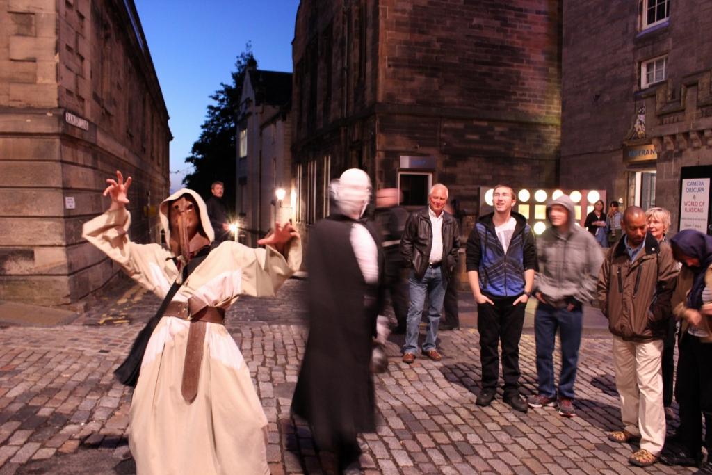 Witchery Tour Edinburgh