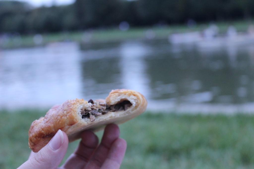 Mushroom Galettes- Versailles