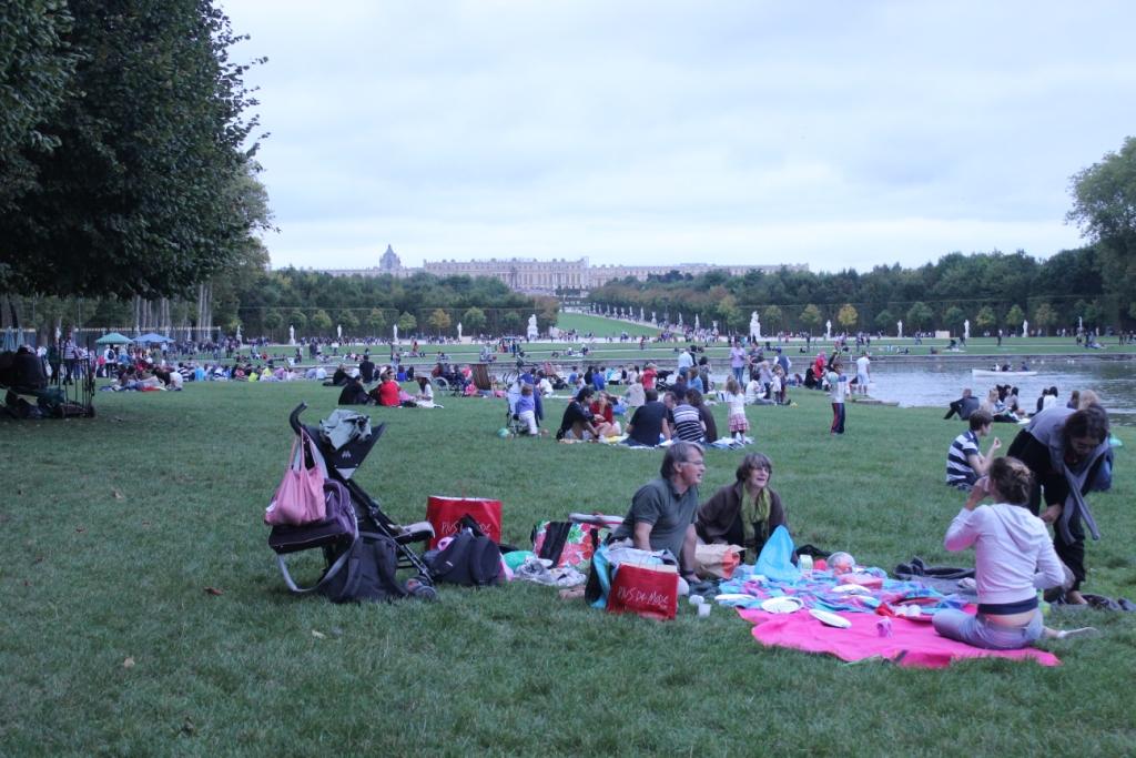 Versailles Picnic