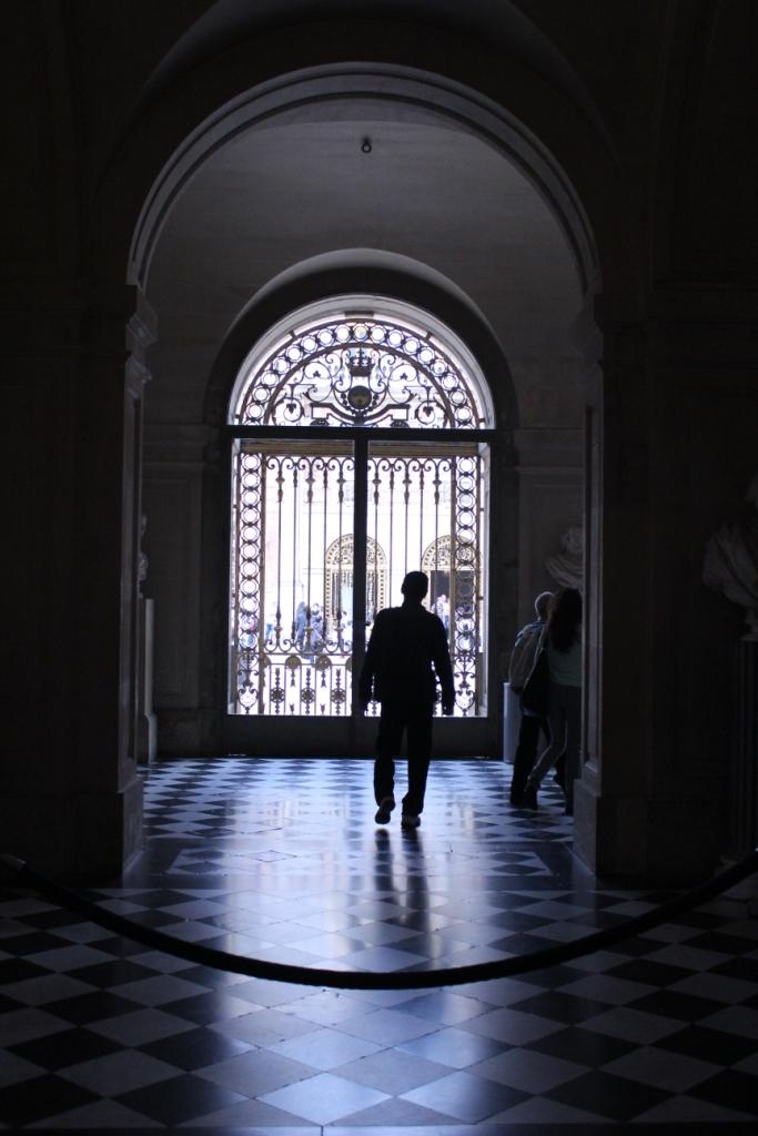 Versailles Window