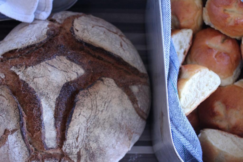 Ian's Bread
