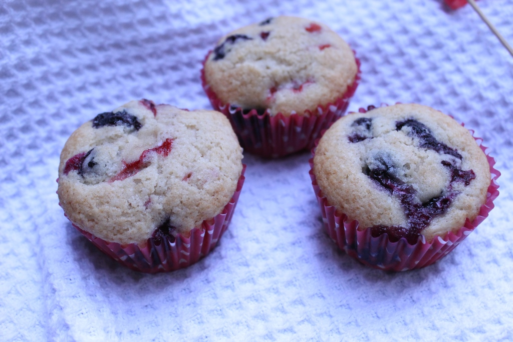 Epic Berry Muffins 2