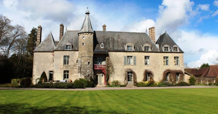 Chateau de St. Paterne Normandy Trip