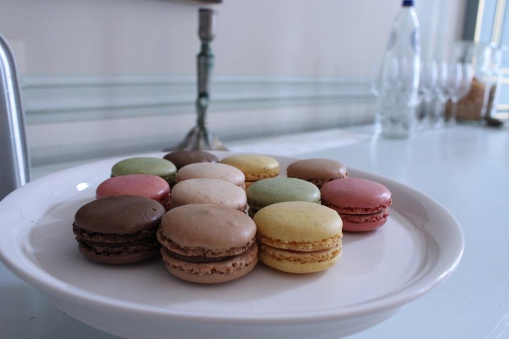 Hotel Macarons