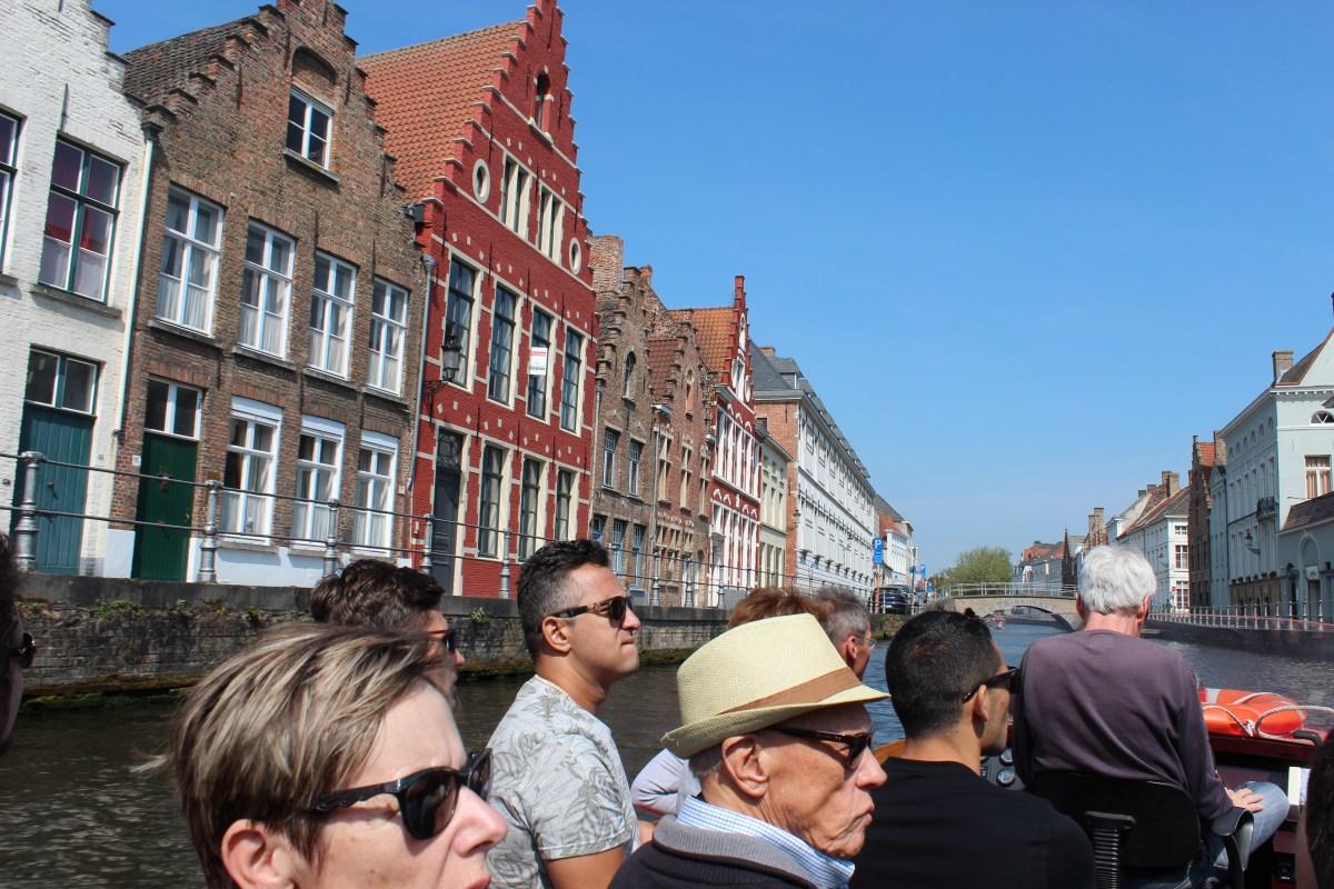 Bruges Boat Ride