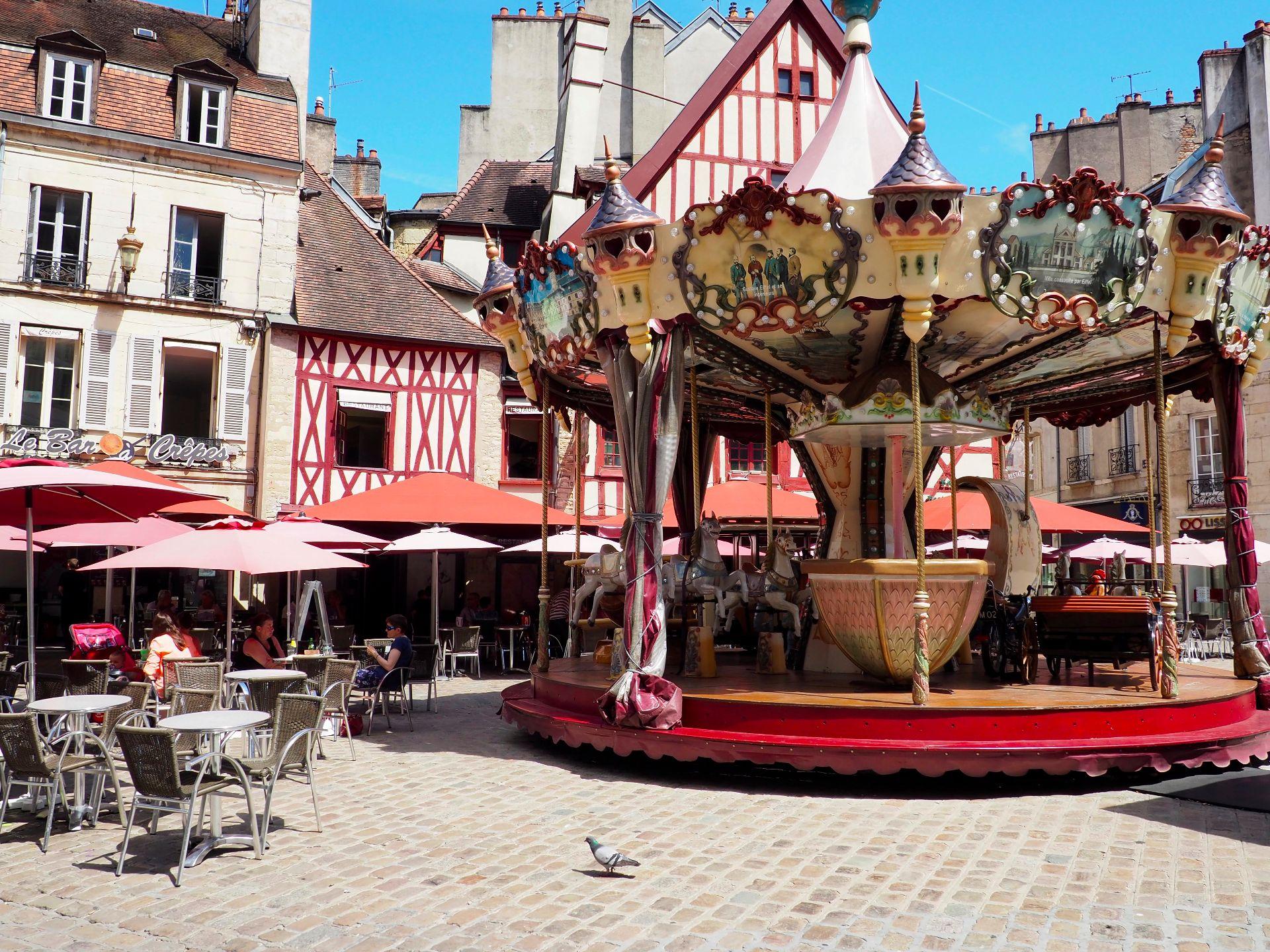 A Glimpse of Dijon