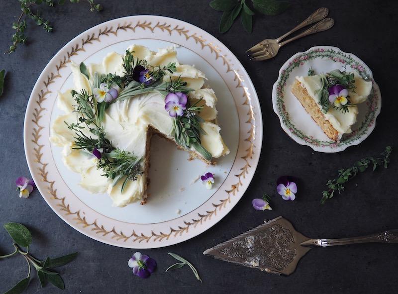 Our 1st Surprise Bake Along: Bespoke Jam Cake with Vanilla Bean Buttercream