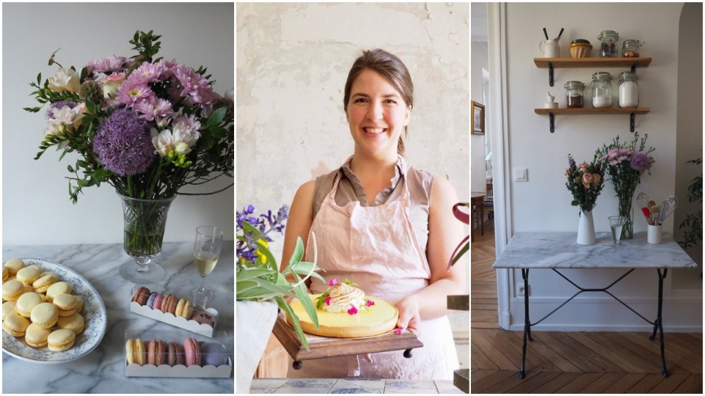 Pastry Classes in Versailles with Molly Wilkinson