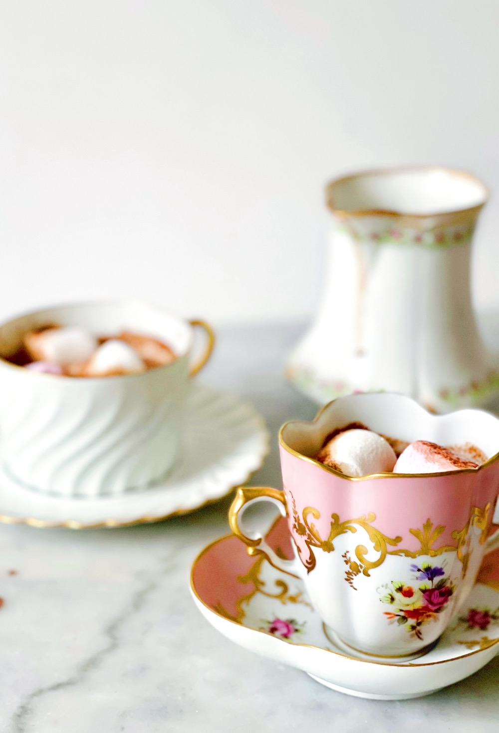 Chocolat Chaud (My hot chocolate recipe)