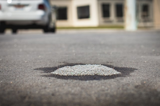 How to Erase Greasy Driveway Stains - Practically Spotless