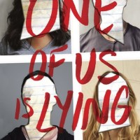 One Of Us Is Lying by Karen McManus // Solid Build Up to a Disappointing End