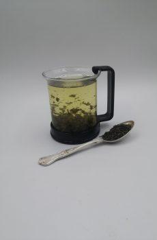 green tea with jasmine loose leaf