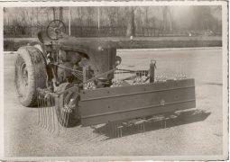 ranghinatore trattore