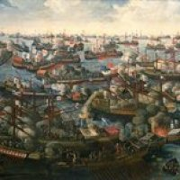 Mel's next film? Lepanto 1571 - The Sea Battle that Saved Europe