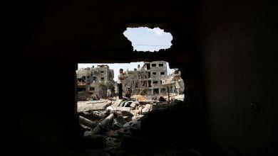 صورة بعد يومين من وقف إطلاق النار: تحاول مصر تعزيز الهدنة بين إسرائيل وحماس