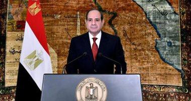صورة الرئيس السيسى: نرفض فرض الأمر الواقع ويجب التوصل لاتفاق بشأن سد النهضة