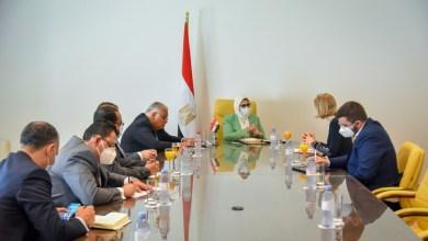 صورة وزارة التعاون الألمانية تؤكد: إنتاج لقاح كورونا مع مصر قريبا
