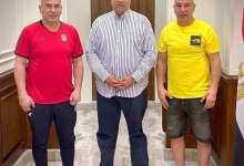 صورة نادي الاتحاد السكندري يُعلن الاتفاق مع حسام حسن لتجديد التعاقد للموسم الجديد.