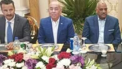 صورة تكريم د: سيد حُزين وكيل الوزارة فى إحتفالية كبرى لإنجاز تاريخى غير مسبوق عالميا