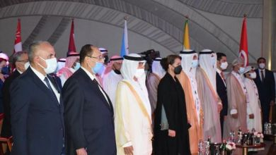 """صورة الدكتور عبد العاطى يصل الى دبى للمشاركة في """"المنتدى العربي الخامس للمياه"""""""