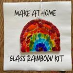 Fused Glass Craft Picture Kit To Make At Home