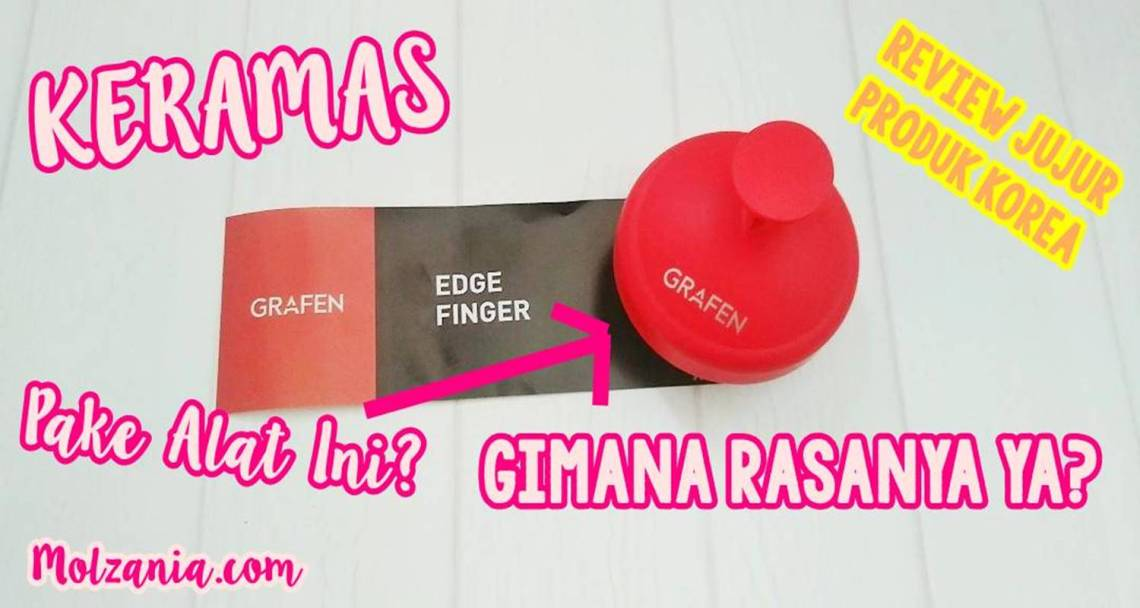 Review Grafen Edge Finger Indonesia