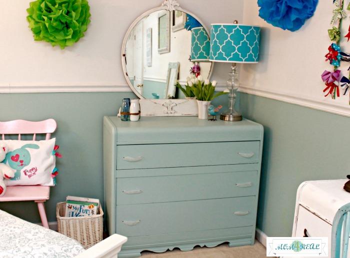 aqua-painted-dresser-ribbon-pulls-handles2