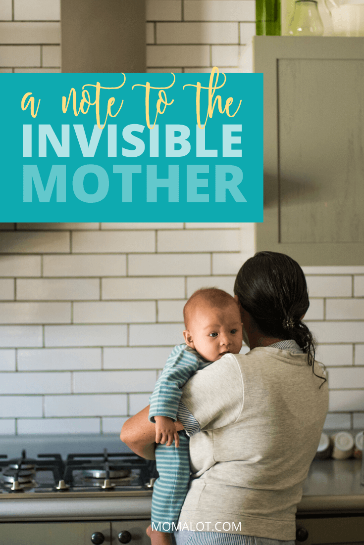 A Note to the Invisible Mother
